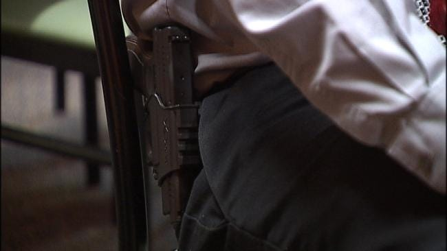 With Open Carry Now Legal, Oklahoma Businesses Have Decision To Make