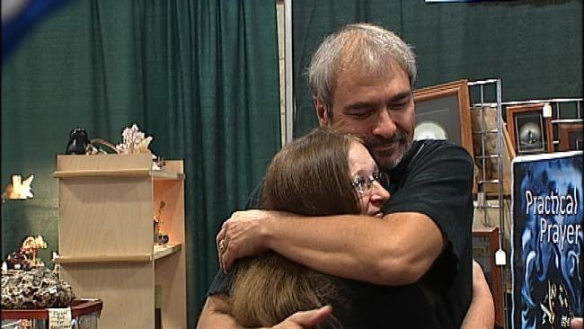 Couple Celebrates 40 Years Of Marriage At Tulsa State Fair