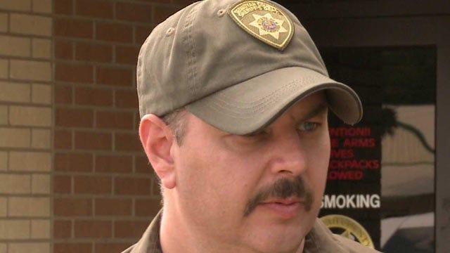 Family's Pet Fox Injures Sequoyah County Deputy