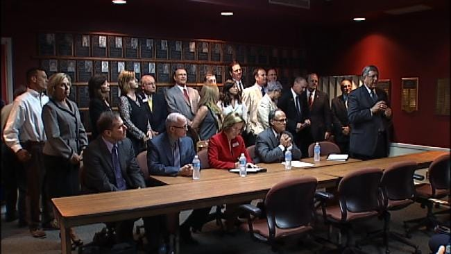 School Superintendents Express Concerns Over New Oklahoma School Report Cards