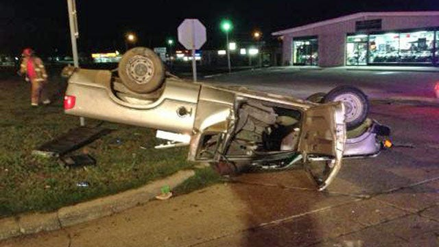 Bartlesville Police: Barnsdall Police Chief In Alcohol-Involved Crash