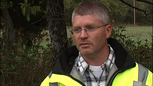 Cherokee Road Crews Uncover Possible Burial Ground