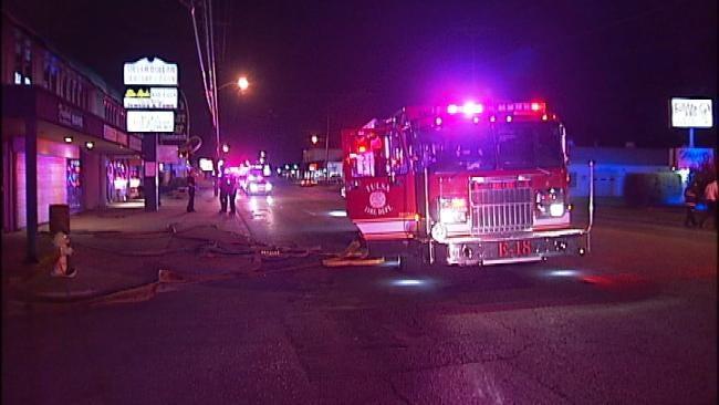 Fire At Tulsa Pawn Shop Under Investigation