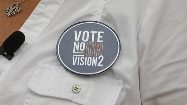 Opponents Of Proposed Tax Say City's 'Vision' Is Clouded