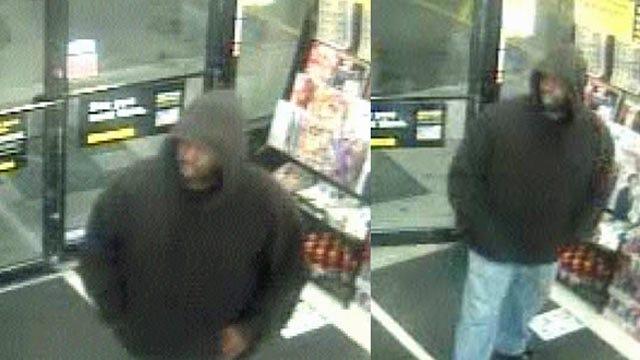 Police Release Photos Of Tulsa Armed Robbery Suspect