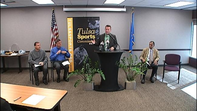 Tulsa To Host International Volleyball Championships