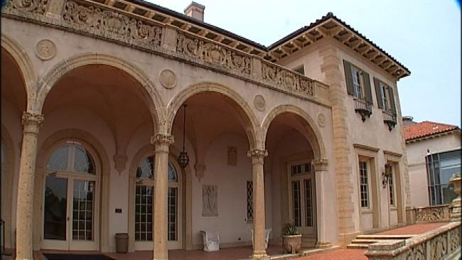 Philbrook Museum Screening Film For Domestic Violence Awareness Day