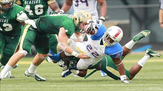 Saturday's Offensive Game Plan Suits TU Perfectly