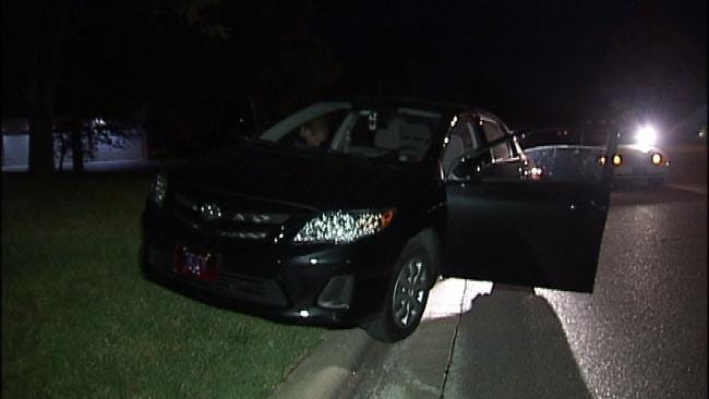 Tulsa Driver Arrested For DUI After Hitting Curb