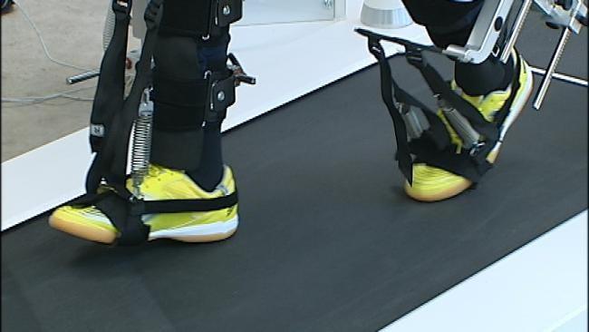 Broken Arrow Accident Victim Works To Receive Bionic Suit