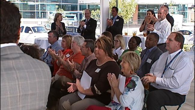 Foundation Challenges Tulsa Non-Profits To Raise Money To Win Grants
