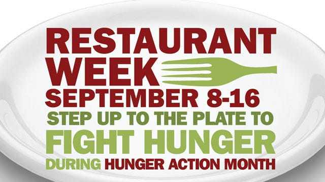 News On 6 Anchors, Meteorologists Wait Tables For Restaurant Week