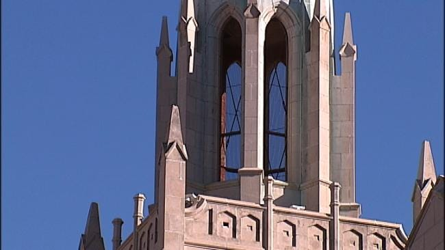 Tulsa's First Presbyterian Honors First Responders On 9/11 Anniversary
