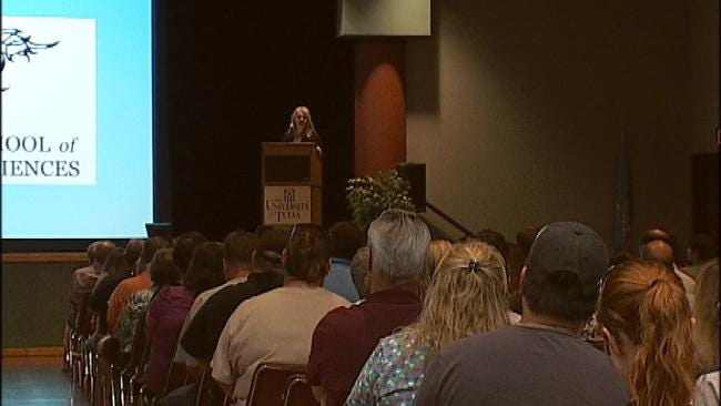 TSAS Leaders Hold Public Meeting To Discuss Next Step After Fire