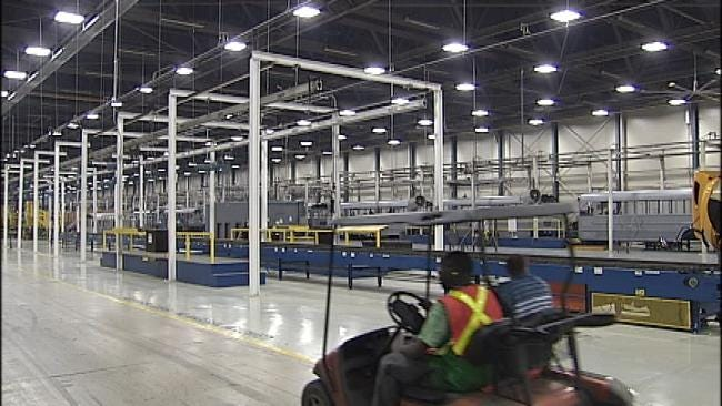 Tulsa Manufacturing Plants Plan Infrastructure Improvements With Vision2 Money
