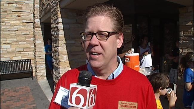 University of Tulsa Fires President Geoffrey Orsak