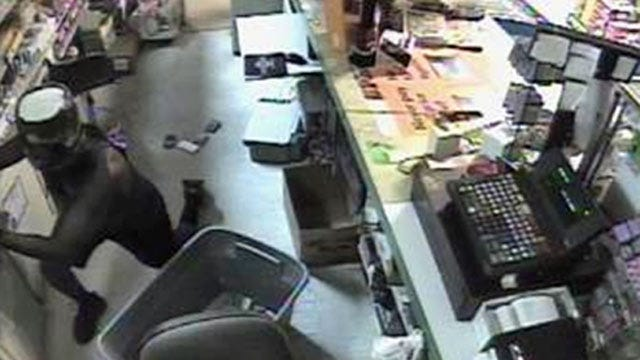 Caught On Camera: Cigarette Theft Inside Tulsa Convenience Store