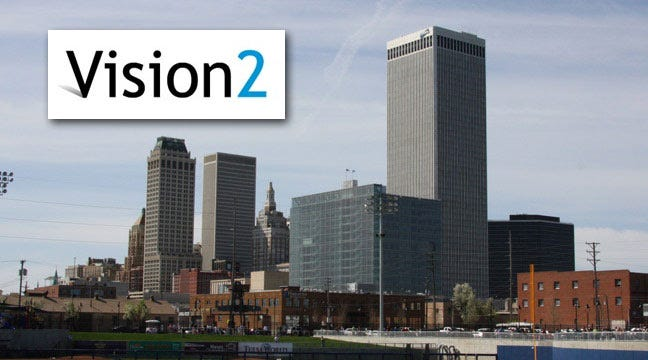 Tulsa Group For Young Professionals Endorses Vision 2 Plan