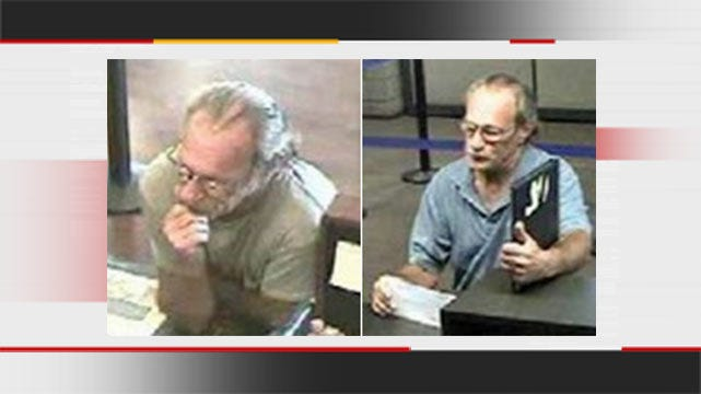 FBI: 'Bucket List Bandit' Arrested In Oklahoma By Roland Police