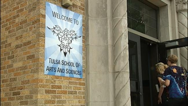 Tulsa Foundation To Match Donations To Charter School