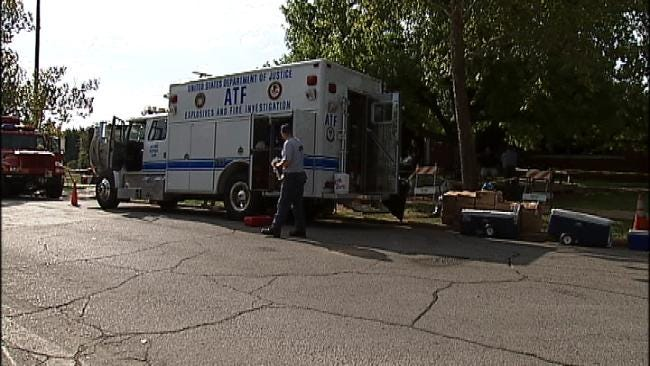Tulsa School Fire Started In Lab, Ruled Accidental By ATF Investigators