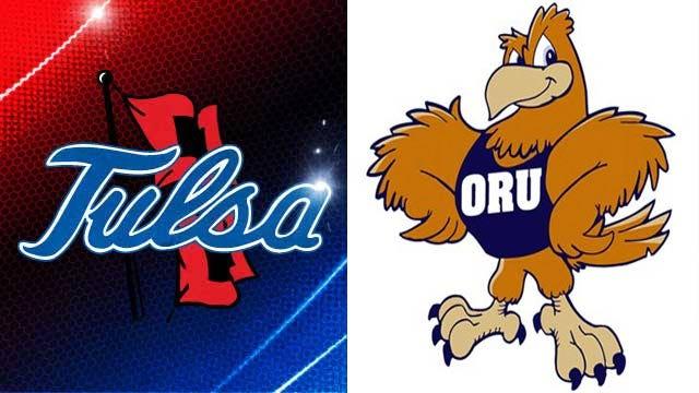 Tulsa, ORU Battle To 1-1 Tie