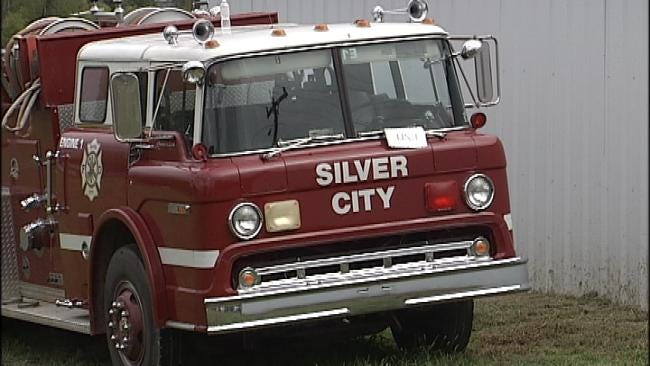 Silver City Volunteer Fire Department Receives $80,000 Life Line