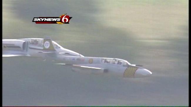3 Jet Pilots Represent Tulsa In Annual Reno Air Race