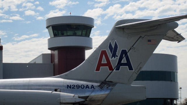 Canceled Flights Surge At American Airlines