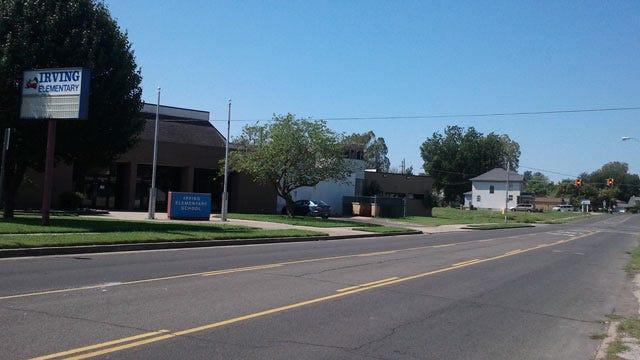 Muskogee Boy Struck At Crosswalk In Front Of His School