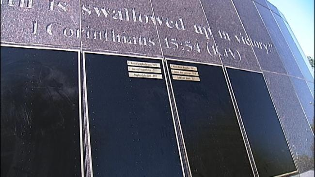 ORU Unveils 'Wall Of Sacrifice' To Honor Missionaries