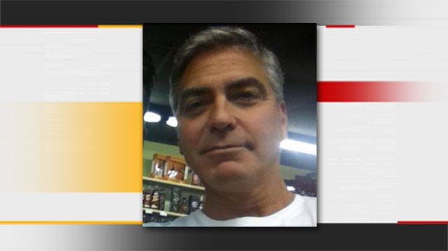 Hollywood Heavyweight George Clooney Spotted In Bartlesville