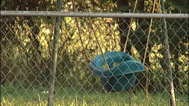 Muskogee 3-Year-Old Attacked By Stray Pit Bull Taken In By Family