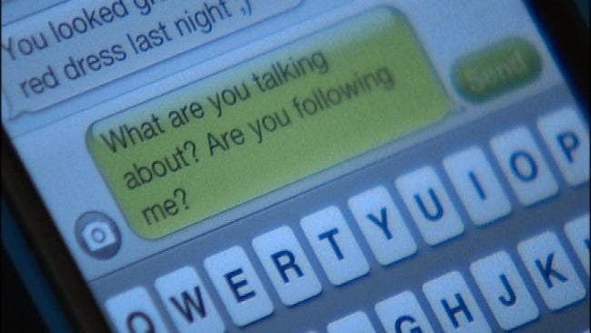 Text-Stalking On The Rise: How To Protect Yourself