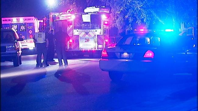 Tulsa Police Release Names Of Two Killed In Motorcycle Crash