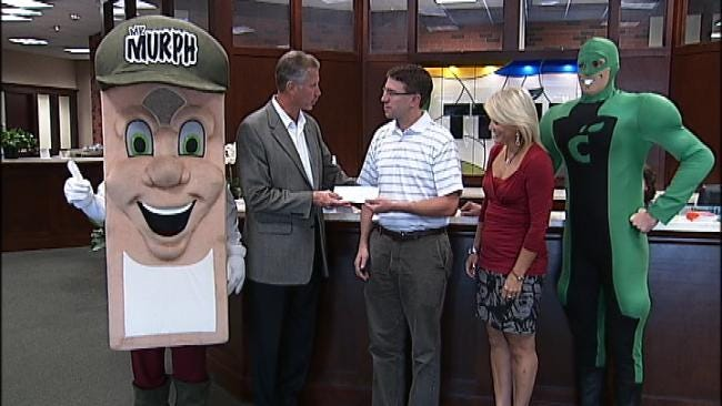 Tulsa Recycling Company Donates $1,200 In School Supplies For Area Students