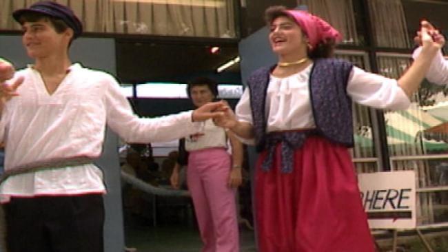 From The KOTV Vault: Greek Festivals Of The 1980s