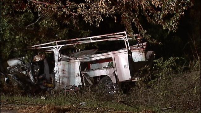 Skiatook Man Killed In Tulsa County Crash