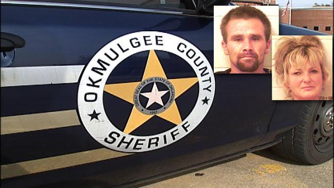 Two Arrested For Meth Lab In Okmulgee