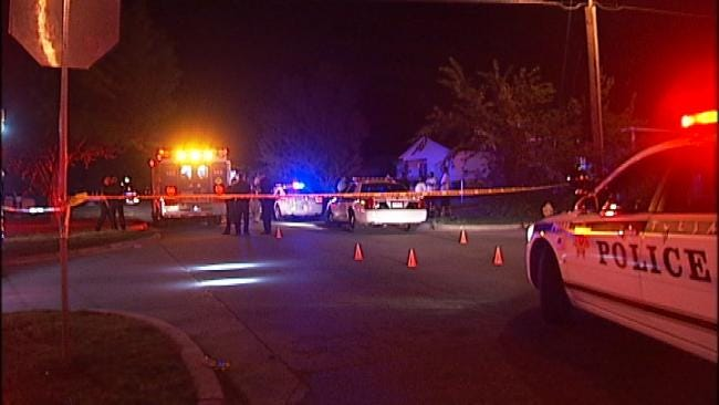 Tulsa Police Arrest Two In Drive-By Shooting Near High School Football Game