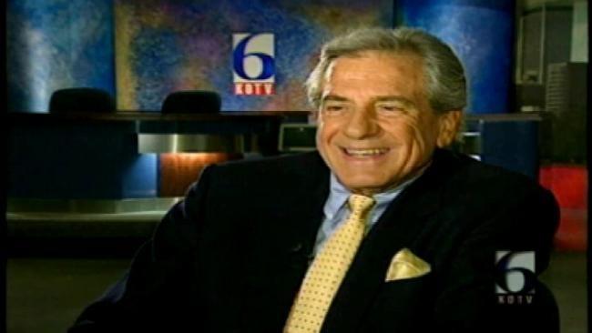 Tulsa's First TV Anchor, Bob Hower, Dies