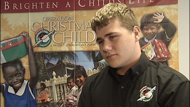 'Operation Christmas Child' Kicks Off In Northeastern Oklahoma