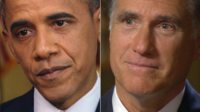 Campaign 2012: 60 Minutes Interviews Obama And Romney