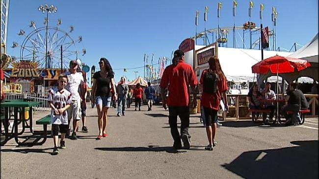 State Treasurer Wants Tulsa State Fair Visitors To Stop By His Booth