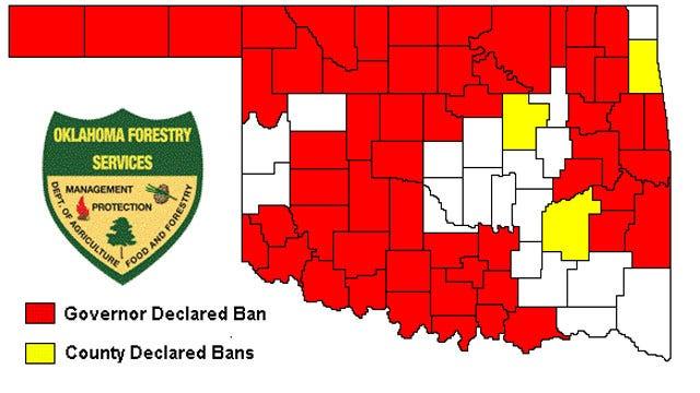 Tulsa County Burn Ban No More