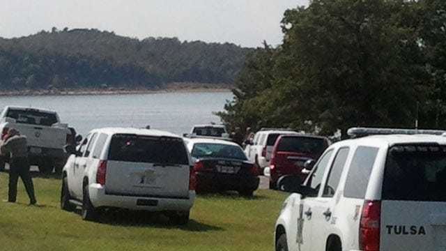 OHP Identifies Woman Found Dead In Water After Car Crash At Keystone Dam