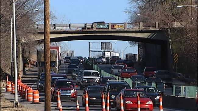 Replacement Of Lewis Avenue Bridge Over I-44 Begins Monday