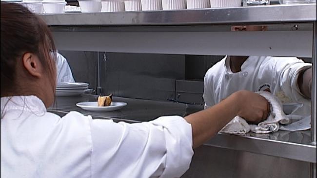 Student-Run Restaurant Gives Tulsa Teens Practical Experience