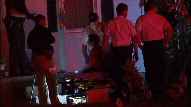 Tulsa Woman Attacked When She Answers Late-Night Knock At Door