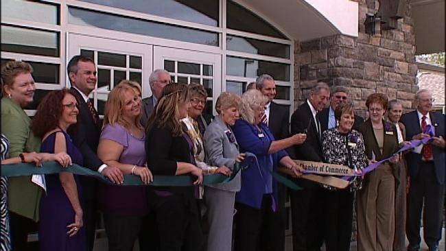 New Claremore Shelter Opens For Women, Children